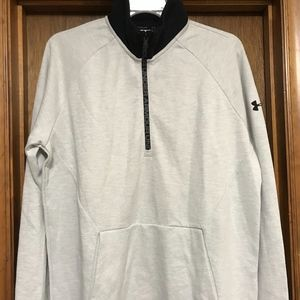 $65 Under Armour Unstoppable Double Knit Sweater
